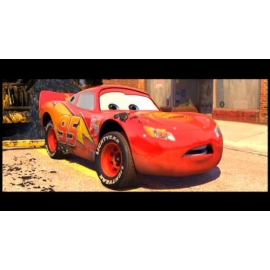 Disney Cars Bliksem McQueen