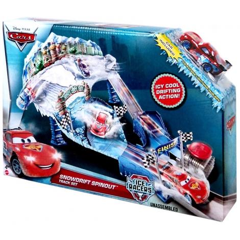 Cars Ice Racers Trackset