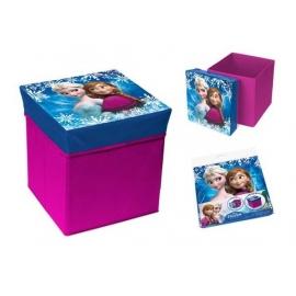 Frozen Poef en opbergbox