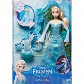 Disney Frozen Ice Power Elsa Adventure