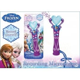 Disney Frozen Microfoon met opname functie