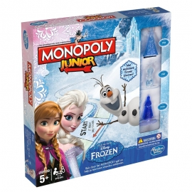 Monopoly Junior Disney Frozen