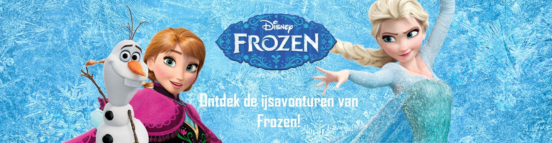 De gehele collectie Disney Frozen poppen